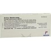 ARNICA/BETULA comp.Ampullen