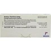 ARNICA/FORMICA comp.Ampullen