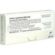 ARNICA/LEVISTICUM D 6 comp.Ampullen