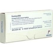 FORMICA D 30 Ampullen