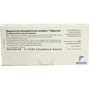 MAGNESIUM PHOSPHORICUM ACIDUM/Tabacum Ampullen