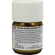 FERRUM HYDROXYDATUM D 6 Trituration