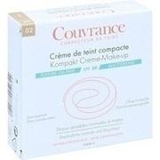 AVENE Couvrance Kompakt Make-up matt.nat.02 Neu
