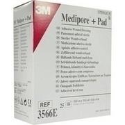 MEDIPORE Plus Pad 3566E steriler Wundverband