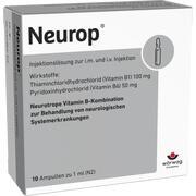 NEUROP Injektionslösung Ampullen