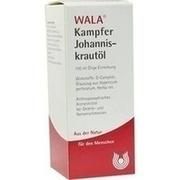 KAMPFER-JOHANNISKRAUTÖL