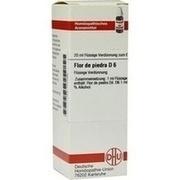 FLOR DE PIEDRA D 6 Dilution