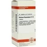 KALIUM FLUORATUM D 12 Tabletten