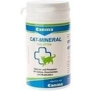 CAT Mineral Tabs vet.