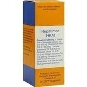 HEPATIMON HKM Tabletten