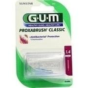 GUM Proxabrush Ersatzbürsten 0,7 mm Kerze