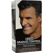 GRECIAN Gradual Control Gel f.dunkles Haar