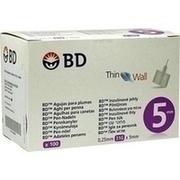 BD PEN-NADELN 0,25x5 mm