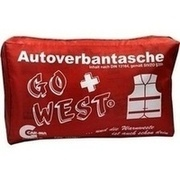 SENADA CAR-INA Autoverbandtasche Go-West rot