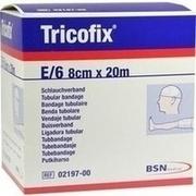 TRICOFIX Schlauchverband Gr.E 8 cmx20 m