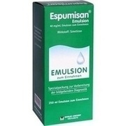 ESPUMISAN Emulsion f. bildgebende Diagnostik