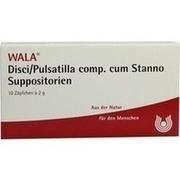 DISCI/Pulsatilla comp.cum Stanno Suppositorien