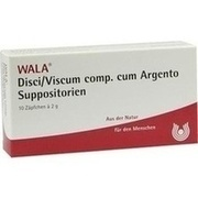 DISCI/Viscum comp.cum Argento Suppositorien