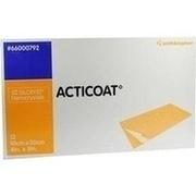 ACTICOAT 10x20 cm antimikrobielle Wundauflage