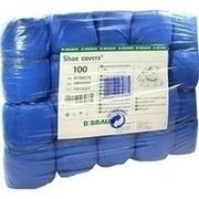 BEEM Schutzbezüge f.Straßenschuhe blau