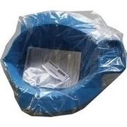 BIDET BECKEN Kunststoff blau