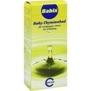 BABIX Baby Thymianbad