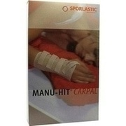 MANU-HIT CARPAL Orthese links Gr.XS haut 07233