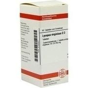 LYCOPUS VIRGINICUS D 3 Tabletten