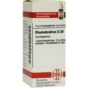 RHODODENDRON D 30 Globuli