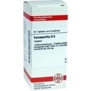 SARSAPARILLA D 6 Tabletten