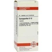 SARSAPARILLA D 12 Tabletten