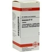 SELENIUM D 12 Tabletten