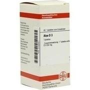 ALOE D 3 Tabletten