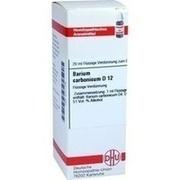 BARIUM CARBONICUM D 12 Dilution