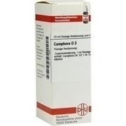 CAMPHORA D 3 Dilution