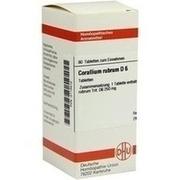 CORALLIUM RUBRUM D 6 Tabletten