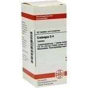 CRATAEGUS D 4 Tabletten