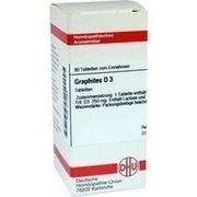 GRAPHITES D 3 Tabletten