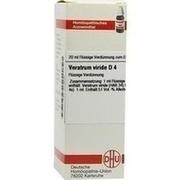 VERATRUM VIRIDE D 4 Dilution