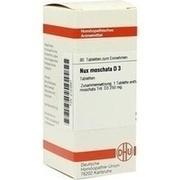 NUX MOSCHATA D 3 Tabletten