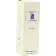 SULFODERM S Teint Nachtpflege parfümfrei