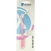 MIRADENT Interd.Bürste PIC-Brush 1er Set pink tr.