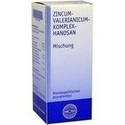 ZINCUM VALERIANICUM KOMPLEX