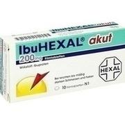 IBUHEXAL akut 200 Filmtabletten