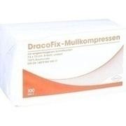 DRACOFIX OP-Kompressen 7,5x7,5 cm unsteril 8fach