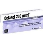 CEFASEL 200 nutri Selen-Tabs