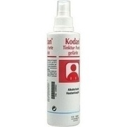 KODAN Tinktur forte gefärbt Pumpspray