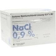 ISOTONE NaCl Lösung 0,9% BC Plast.Amp.Inj.-Lsg.