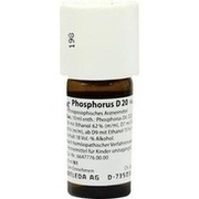PHOSPHORUS D 20 Dilution
