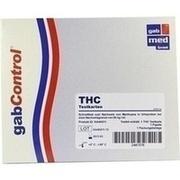 DROGENTEST THC Testkarte